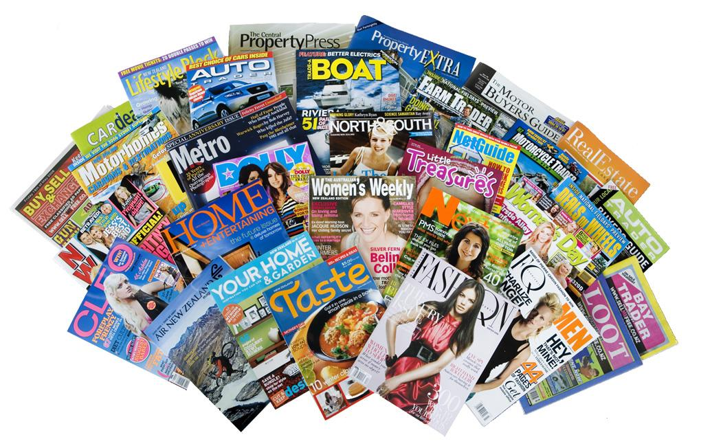 Three Free Digital Magazines from Amazon