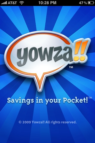 Money-Saving iPhone App #2: Yowza