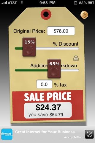 Money-Saving iPhone App #18: Sale Saver