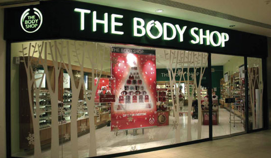The Body Shop: Save $5 When You Spend $5