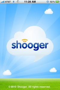 Shooger App for iPhone or iPod Touch