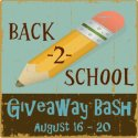 Back-to-School Giveaway Bash: August 16-20