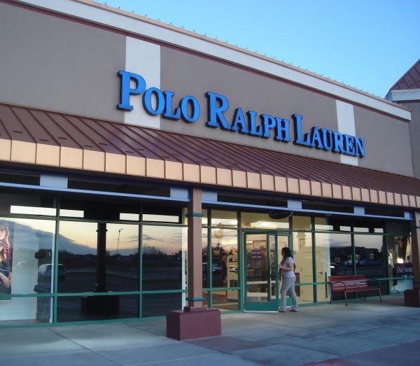 Polo outlet discount coupon