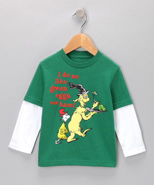 Zulily: Hot Deals on Dr. Seuss T-Shirts & Pajamas (Save Up to 55%)