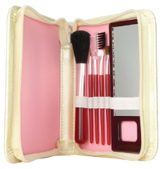 Real Simple: Free Makeup Brush Set with Purchase of Two CoverGirl Products