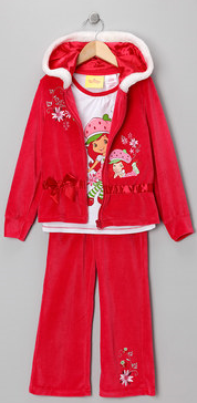 Zulily: Hot Deals on Strawberry Shortcake Outfits (Save Up to 50%)