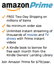 Are You Familiar With Amazon Prime?