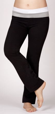 Yoga Pants: Just $11.99