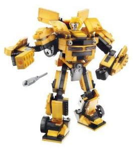 KRE-O Bumblebee Transformer: $13.99