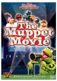 *HOT* Muppets Movie + 2 Movie Tickets: $11.99