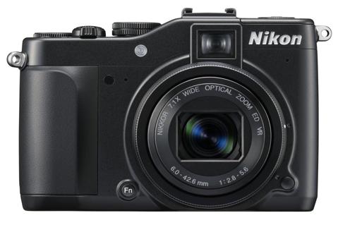 Nikon Coolpix P7000 10.1 MP Digital Camera Half Off!