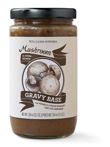 Williams Sonoma: Mushroom Gravy $0.99 Shipped (+75% Off Holiday Items) Expired