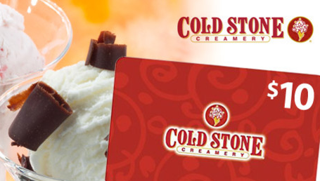 cold stone creamery gift card giveaway rc tickety toc sceening party cold stone 8393