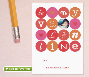 Minted.com: *HOT* 55 Custom Valentines Just $6 Shipped! (After $25 Credit)