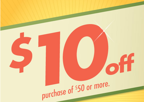 Pier 1 Imports: $10 Off $50 Purchase (Facebook)