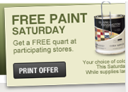 ACE Hardware: Free Quart of Paint (Valid 3/3 Only)