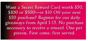Victoria's-Secret-Rewards-Card