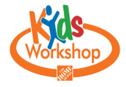 Free Home Depot Kids Workshop (Build an Organizer)