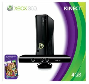 BestBuy com: Microsoft Xbox 360 4GB Console with Kinect $30