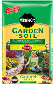 Lowe's.com: Buy Two Bags of Miracle-Gro Soil, Get One For $0.63!