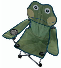 Lowe's.com: Kids Frog or Hippo Chair in a Bag $7.49 (+ Free In-Store Pickup)