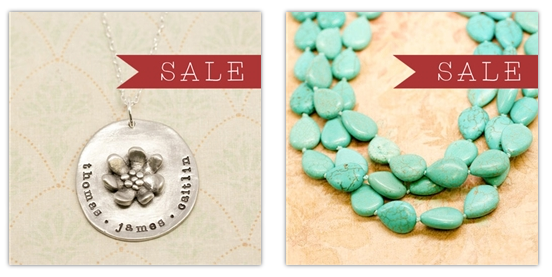 Lisa Leonard Designs: Additional 30% Off Personalized Jewelry Already on Sale