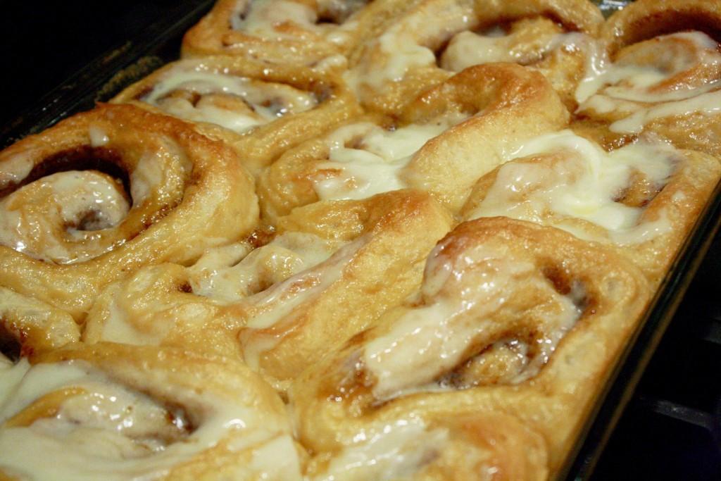 easy cinnamon roll recipe