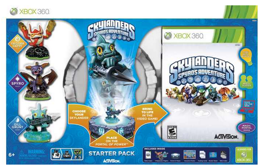 Microsoft Store: Up to 88% Off Games & Accessories + Free Shipping (Skylanders XBox 360 Starter Pack $24.99!)