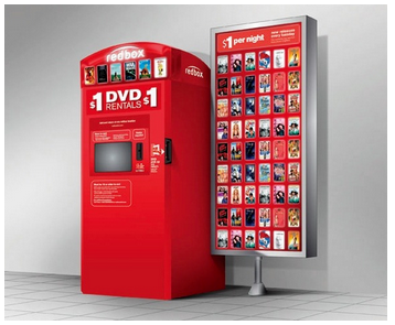 Redbox: FREE One Night Movie Rental Coupon Code