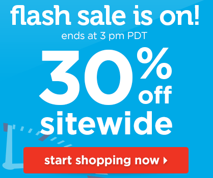 Petco Flash Sale: Up to 30% Off Sitewide (3 Hours Only!)