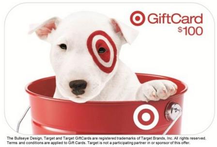 100 target gift card only 90 receive in 3 5 days via mail. Black Bedroom Furniture Sets. Home Design Ideas