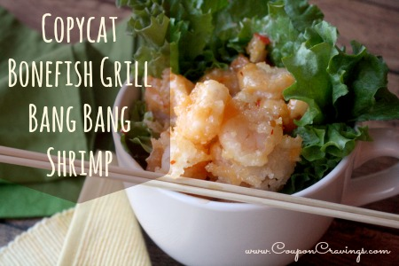 Copycat Bonefish Grill Bang Bang Shrimp Recipe