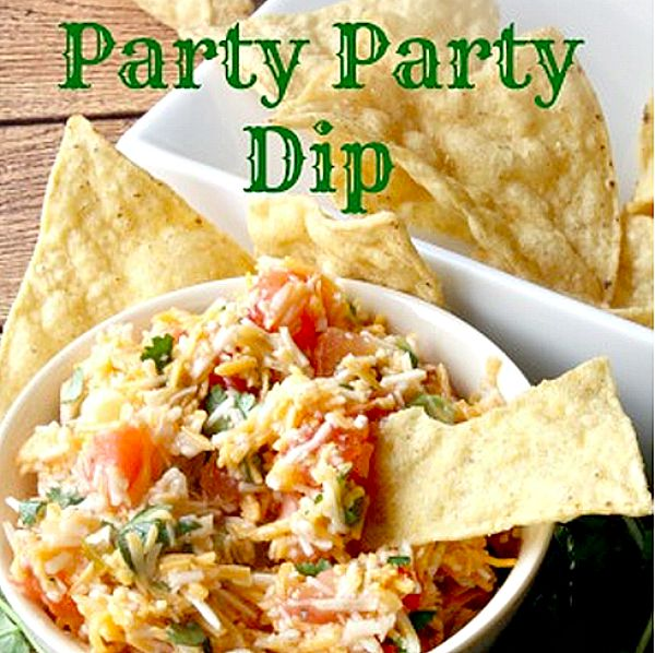 Party Party Dip Recipe