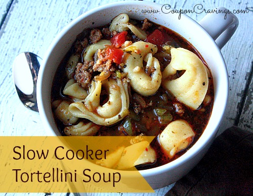 Italian Sausage with Tortellini Soup Recipe