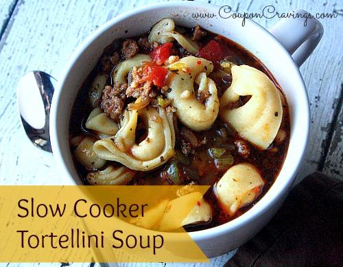 Italian Sausage with Tortellini Soup Recipe