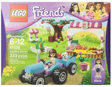 Amazon.com: LEGO Friends Sunshine Harvest Set only $14.99 (Reg. $19.99!)