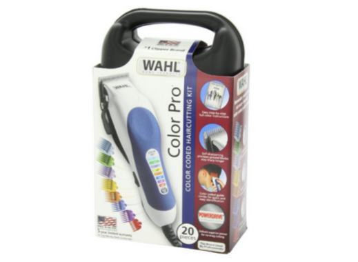 20 Piece Wahl Haircutting Kit 59 Off
