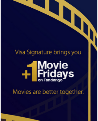 Buy 1 Fandango Ticket, Get 1 Ticket FREE For Select Customers