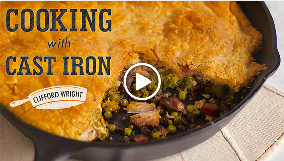 Craftsy Cast Iron Cooking Class, Only $19.99 (+ Lodge Cast Iron Pan Only $14.97!)