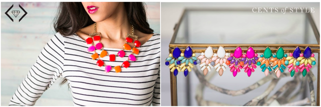 Cents of Style: Jewelry Pieces Starting at $5.98 + FREE Sunglasses with Orders!