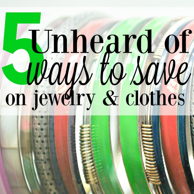 5 Ways To Save On Women's Deals: Fashion, Beauty, Jewelry