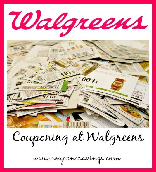 Walgreens Coupons: Couponing at Walgreens