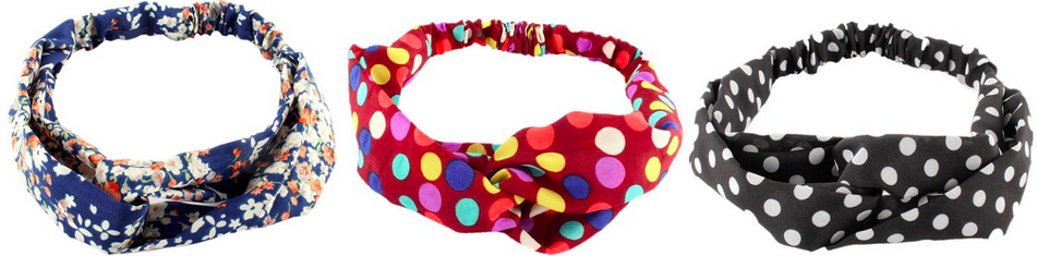Women's Headbands, $1.80 Shipped