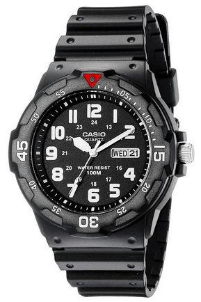 Highly Rated Casio Men's Watch, Only $15.34
