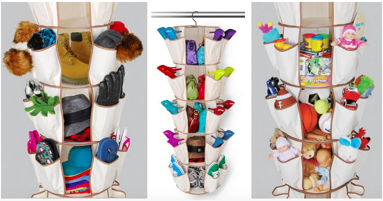 Smart Carousel Organizer, Only $13.61!