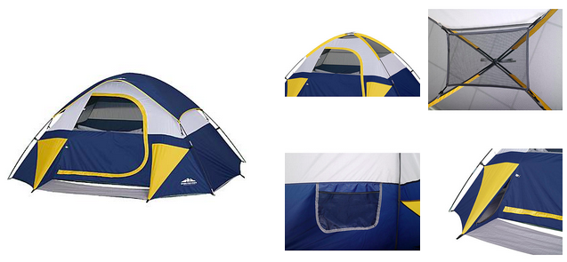Sierra Dome Tent, Only $23.74