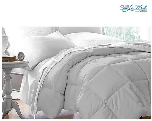 Down-Alternative Comforter by Club Le Med, Only $30.00 (Reg. $200!)