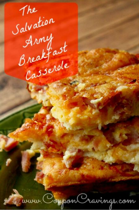 Breakfast Bake Recipe
