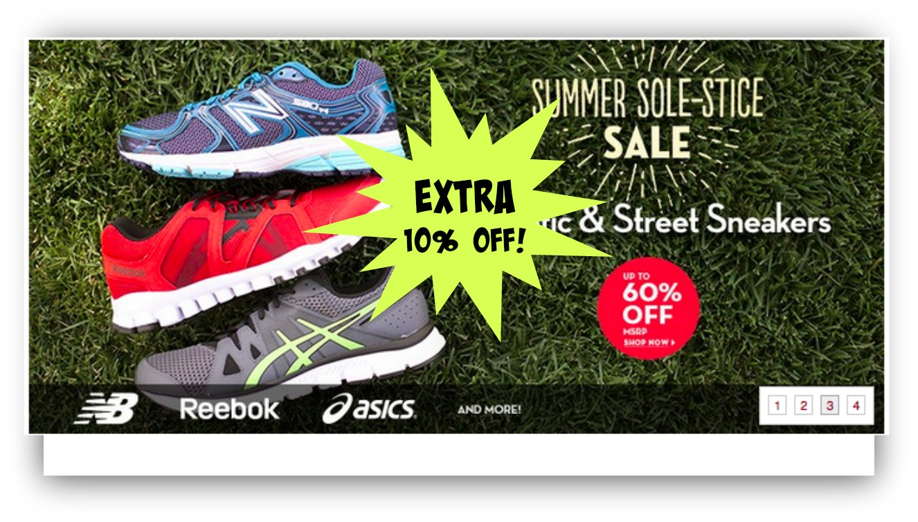 Running Shoe Deals = GREAT Prices!