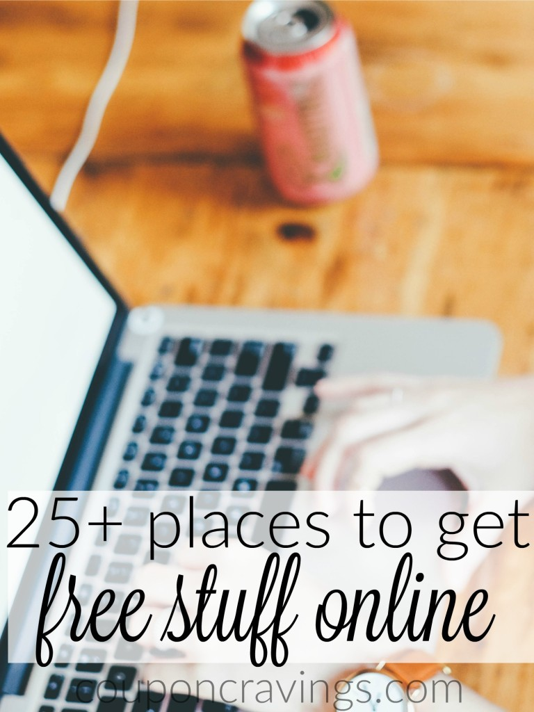 It's easy to earn free stuff online, products, earn money for points and more. See the paces that you can earn free stuff at right now! http://couponcravings.com